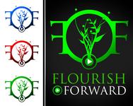 Flourish Forward Logo - Entry #57