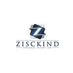 Zisckind Personal Injury law Logo - Entry #100
