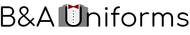 B&A Uniforms Logo - Entry #84