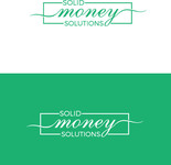 Solid Money Solutions Logo - Entry #194