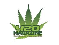 420 Magazine Logo Contest - Entry #30