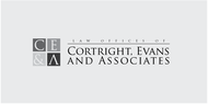 Law Office of Cortright, Evans and Associates Logo - Entry #18