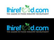 iHireFood.com Logo - Entry #50