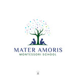 Mater Amoris Montessori School Logo - Entry #568