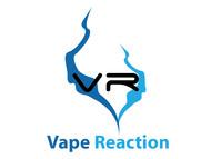 Vape Reaction Logo - Entry #62
