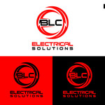 BLC Electrical Solutions Logo - Entry #118