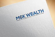 MGK Wealth Logo - Entry #270
