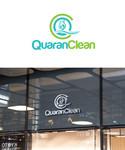 QuaranClean Logo - Entry #108