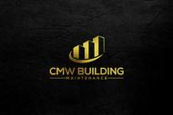 CMW Building Maintenance Logo - Entry #202