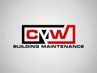 CMW Building Maintenance Logo - Entry #472