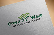 Green Wave Wealth Management Logo - Entry #74