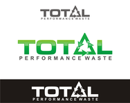 Total Performance Waste Logo - Entry #23