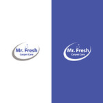 Mr. Fresh Carpet Care Logo - Entry #61