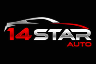 14 Star Auto Logo - Entry #43