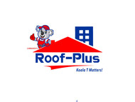 Roof Plus Logo - Entry #34