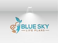 Blue Sky Life Plans Logo - Entry #119