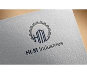 HLM Industries Logo - Entry #8