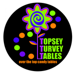 Topsey turvey tables Logo - Entry #117