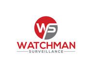 Watchman Surveillance Logo - Entry #267