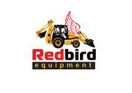 Redbird equipment Logo - Entry #90