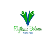 Rhythmic Balance Naturals Logo - Entry #123