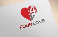 Four love Logo - Entry #120