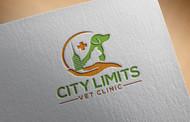 City Limits Vet Clinic Logo - Entry #196
