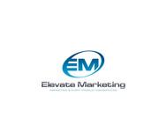 Elevate Marketing Logo - Entry #36