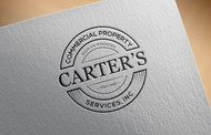 Carter's Commercial Property Services, Inc. Logo - Entry #213