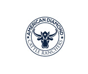 American Diamond Cattle Ranchers Logo - Entry #59