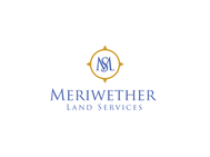 Meriwether Land Services Logo - Entry #19