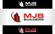 MJB BUILDERS Logo - Entry #38