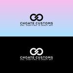 Choate Customs Logo - Entry #338