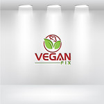 Vegan Fix Logo - Entry #233