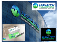 WASATCH PAIN SOLUTIONS Logo - Entry #168