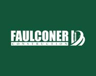 Faulconer or Faulconer Construction Logo - Entry #100