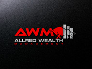 ALLRED WEALTH MANAGEMENT Logo - Entry #599