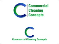 Commercial Cleaning Concepts Logo - Entry #46