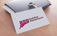 CMW Building Maintenance Logo - Entry #478
