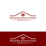 Premier Renovation Services LLC Logo - Entry #142