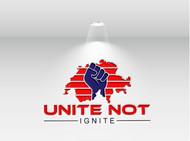 Unite not Ignite Logo - Entry #83