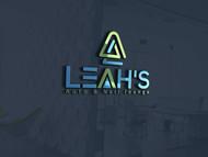 Leah's auto & nail lounge Logo - Entry #54