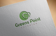 Greens Point Catering Logo - Entry #154