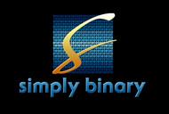 Simply Binary Logo - Entry #165