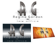 Regina Gordon Law Office  Logo - Entry #104