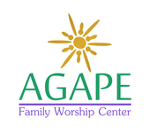 Agape Logo - Entry #74