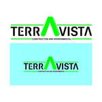 TerraVista Construction & Environmental Logo - Entry #335