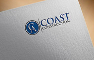CA Coast Construction Logo - Entry #277