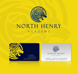 North Henry Academy Logo - Entry #21