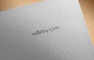 Healthy Livin Logo - Entry #167